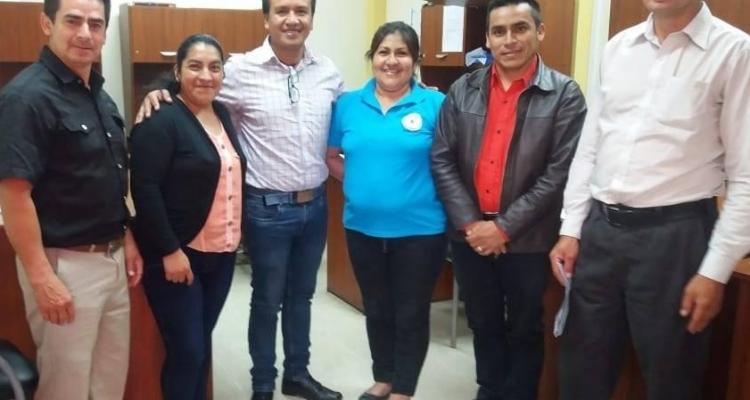 REUNIÓN CON LA ASOCIÓN DE PRODUCTORES DE GUACHANAMA
